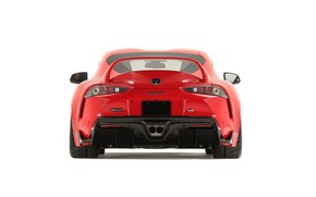 Picture Toyota, rear view, Supra, Heritage Edition, 2019, GR Above, A90, SEMA 2019