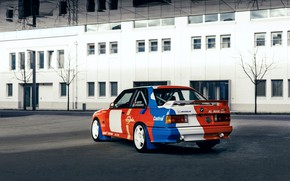 Picture coupe, BMW, E30, M3, M3 Rally