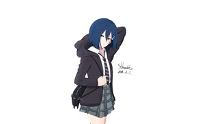Picture look, Ichigo, Darling In The Frankxx, Cute in France