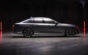 Picture profile, sedan, 2018, Sedan, Vinfast, Lux A2.0