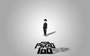 Picture minimalism, Mob Psycho 100, Kageyama Shigeo, Mob psycho 100