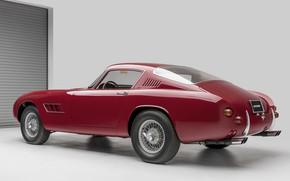 Picture Corvette, 1960, Spokes, Chevrolet Corvette, Room, Chrome, Classic car, Sports car, Exhaust, Chevrolet Corvette Scaglietti
