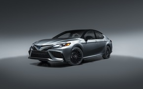Picture Toyota, North America, Camry, 2020, Hybrid XSE
