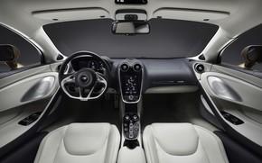 Picture McLaren, supercar, salon, 2019, McLaren GT