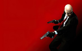 Picture Hitman, Agent 47, Hitman: Absolution