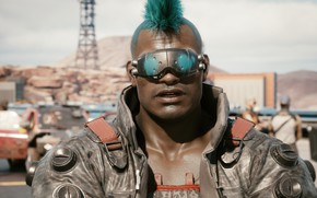 Picture the game, cyberpunk, CD Projekt RED, Cyberpunk 2077, Action/RPG