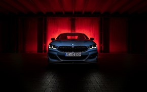Picture Background, front view, luxury cars, bmw i8 ac schnitzer acs8