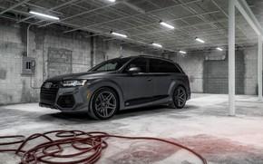 Picture ABBOT, Audi Q7, Vossen, 2017
