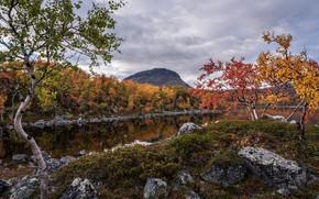 Picture Finland, Autumn wonderland, Kilpisjärvi