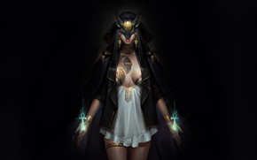 Picture Goddess, Fantasy, Art, Fiction, God, God, The God of death, Characters, Anubis, Anubis, Anubis The …