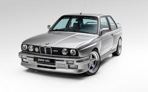Picture BMW, COUPE, EVO, E30, M3