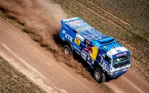Picture Sand, Auto, Dust, Sport, Machine, Speed, Truck, Race, Master, Russia, Race, Russia, Speed, 300, Kamaz, …