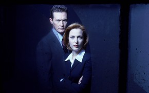 Picture the series, The X-Files, Classified material, Dana Scully, Джон Доггетт