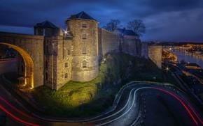 Picture Belgium, Namur, The citadel of Namur