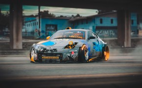 Picture Tuning, Nissan, drift, Nissan, Nissan 370z