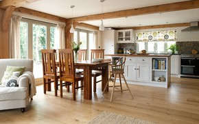 Picture design, comfort, style, interior, kitchen, dining room