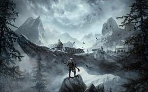 Picture The Elder Scrolls Online, Nord, nord, tes online, Dark Heart of Skyrim, The Elder Scrolls …