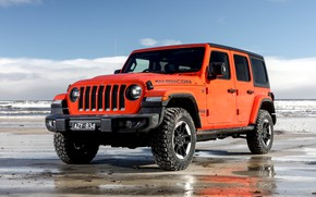 Picture Wrangler, Jeep, Unlimited, Rubicon, 2019