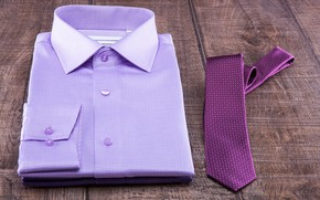 Picture purple, background, Board, tie, shirt, bokeh