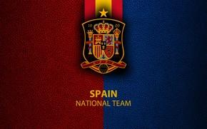 Picture wallpaper, sport, logo, football, Spain, National team