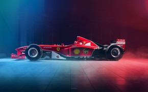 Picture Formula 1, Ferrari, Race, Photoshop, Scuderia, Photo, F399