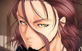 Picture male, In the search for the divine recipe, Shokugeki No Soma, Yukihira