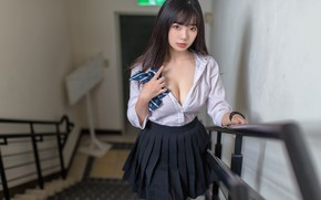 Picture girl, sexy, Asian, cutie
