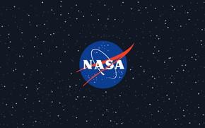 Picture space, nasa, nasa logo