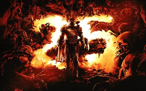 Picture game, Bethesda Softworks, id Software, Doom eternal