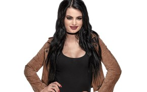 Picture pose, makeup, jacket, wrestler, hair, WWE, Paige, Paige, Saraya-Jade Bevis