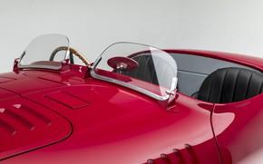 Picture Ferrari, Classic, The wheel, 1947, Classic car, Sports car, Sports car, Ferrari 125 Sport