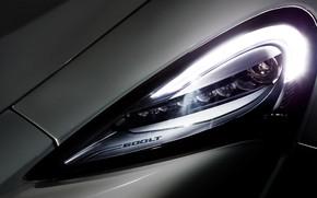 Picture McLaren, headlight, supercar, 2019, 600LT