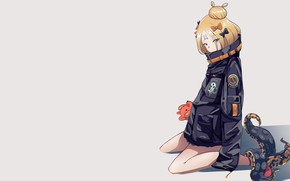 Picture Fate / Grand Order, The destiny of a great campaign, Abigail Williams, Foreigner