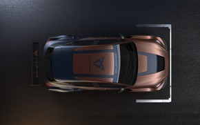Picture the view from the top, Leon, Competition, Seat, Cupra, 2020