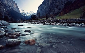 Picture landscape, nature, view