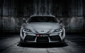 Picture Toyota, front view, Supra, 2019, Toyota GR Above, GR Above, A90