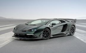 Picture Lamborghini, supercar, Aventador, Mansory, 2020, SVJ, Cabrera