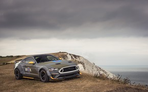 Picture Ford, 2018, Mustang GT, Eagle Squadron, The white cliffs of Dover