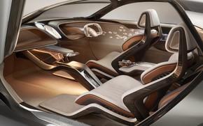 Picture Concept, Bentley, salon, 2019, EXP 100 GT
