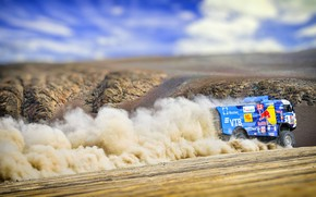 Picture Sand, Auto, Dust, Sport, Machine, Speed, Truck, Race, Master, Russia, Kamaz, Rally, Dakar, KAMAZ-master, Dakar, …