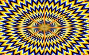 Picture Line, Illusion, Optical illusion, Illusion