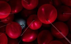 Picture balls, clown, Bill Skarsgård, it, Bill Skarsgard, It Chapter Two