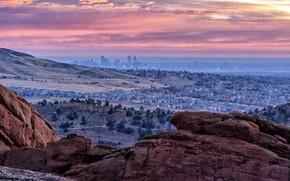 Picture United States, Morrison, Denver, Colorado, Red Rocks Park