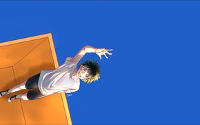 Picture My Hero Academia, Boku No Hero Academy, Midori Isuku, My Hero Academy