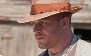 Picture hat, actor, Tom Hardy, Tom Hardy, Lawless