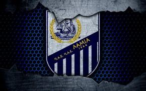 Picture wallpaper, sport, logo, football, Lamia