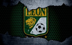 Picture wallpaper, sport, logo, football, Leon