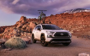 Picture Toyota, TRD, RAV4, Off-Road, 2020