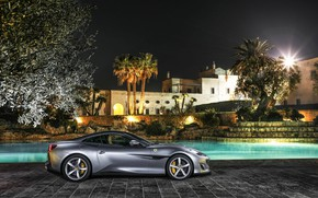Picture Ferrari, mansion, Portofino