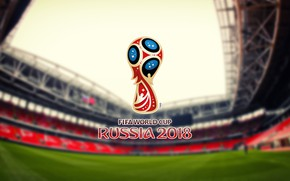 Picture Sport, Logo, Football, Moscow, Russia, 2018, Arena, FIFA, FIFA, Spartacus, Open Arena, World Cup 2018, …